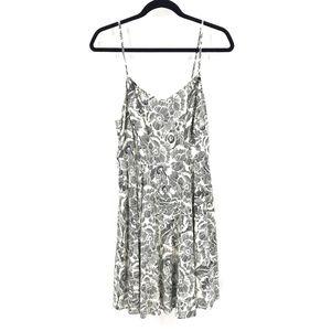 Old Navy spaghetti strap sun dress L